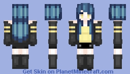 + For my Co-Mod Riles219 + Minecraft Skin