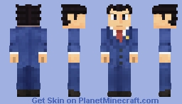 Phoenix Wright, Ace Attorney (Better in 3D)
