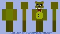 PMC Member: EnderLuigiNightmare Minecraft Skin