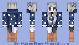 ★♠ค๒คภ๔๏ภ3๔гคเภ♠★ Falna (FanSkin) Minecraft Skin