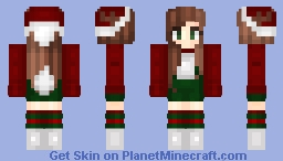 Simple Christmas Girl ♥ ~ ғoхх