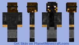 Funny Man - Hollywood Undead Minecraft Skin