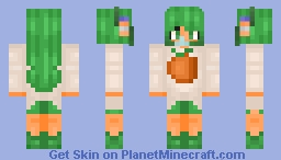 Juiced Up ( Abandon3dRain Contest) Minecraft Skin
