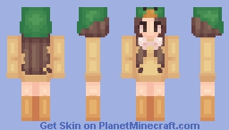 ❥ Skin Trade with Fawkesy Minecraft Skin