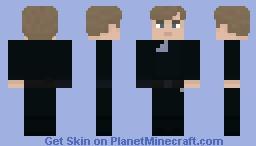 Luke Skywalker - Return of the Jedi Minecraft Skin