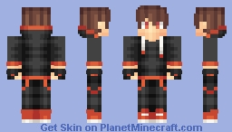 (BLUE VER. IN DESC) - Generic Gamer Boy Minecraft Skin