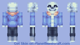 Sans [Undertale] Minecraft