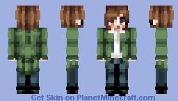 ☆ ᒪᙓIᗩ_ ☆  Me Minecraft Skin