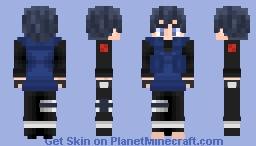 [Requested] Kirigakure Shinobi Minecraft Skin
