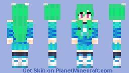 ŒℵdŒℜ∫Eon Girl∫ Minecraft Skin