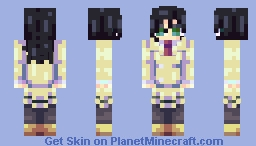 Tomoko (Skin Battle!!) (Steve in desc.)