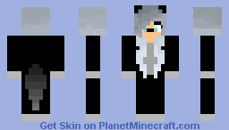 Wolf Onsie Minecraft Skin