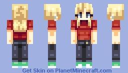 ♥ Birthday Party ♥ Minecraft Skin