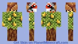 Partridge in a Pear Tree Minecraft