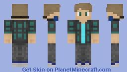 Aden ~ Request! Minecraft Skin