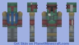 Boba Fett - Star Wars Minecraft