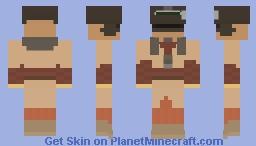 SW: Boushh Minecraft Skin
