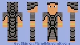 3rd Mage Minecraft Skin