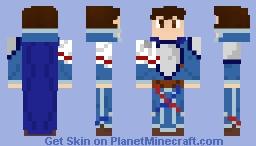 [Legend of the Legendary Heroes] Ryner Lute Minecraft Skin