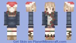 Eggnog & Reindeers ☃ Minecraft Skin