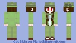 .w. Minecraft Skin
