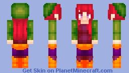 Fruit Punch Minecraft Skin