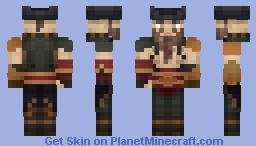 *⋆★ Gangplank ★⋆* League of Legends Minecraft Skin