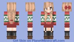 ✩Christmas✩ Minecraft Skin