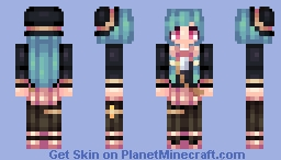 A Random Journalist Minecraft Skin