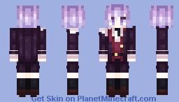 Diabolik Lovers - Kanato Sakamaki Minecraft Skin