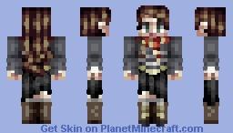 A redo of my first skin ever Minecraft