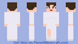 SW: Leia Organa Minecraft Skin