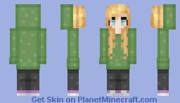Marisa. -[Girlfriends Skin] Minecraft Skin