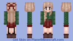 ℘merry℘ Minecraft Skin
