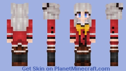 ☆ Nao Tomori - Charlotte ☆ Minecraft Skin