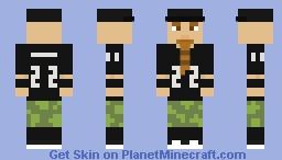 (request) shavo Minecraft Skin