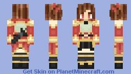 Silica from SAO Minecraft Skin