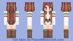 ⌊uℵašoα⌊ ~ Holidayz Minecraft Skin