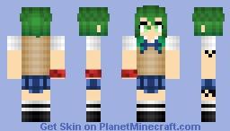 Gumi - A Fake, Fake, Psychotrophic Minecraft Skin