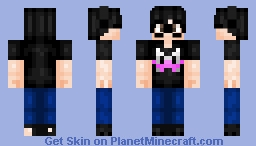 Senpai | Markiplier Fanskin [First Skin!] Minecraft Skin