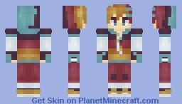 im so sick help [pop-reel] Minecraft Skin