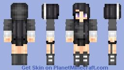 Smokey Minecraft Skin