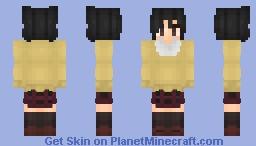 Takane Enomoto Minecraft Skin