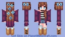 ~Skin Trade With PastryBox~ Minecraft Skin