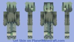 Poison Plant // Skintober Day 13 Minecraft Skin