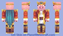 𝙏𝙚𝙘𝙝𝙣𝙤𝙗𝙡𝙖𝙙𝙚 - 1/4 𝙍𝙚𝙘𝙧𝙚𝙖𝙩𝙞𝙣𝙜 𝙔𝙤𝙪𝙩𝙪𝙗𝙚𝙧'𝙨 𝙈𝘾 𝙎𝙠𝙞𝙣𝙨 Minecraft Skin