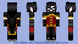 Robin ((Based on Young Justice version)) Minecraft Skin
