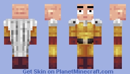 Saitama - One Punch Man Minecraft