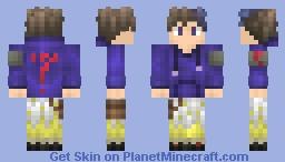 Markus~ Minecraft Skin