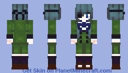 Female Ciel :33 Minecraft Skin